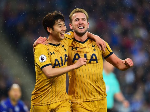 Harry Kane, Dele Alli and Son Heung-min are the deadliest trio in English football