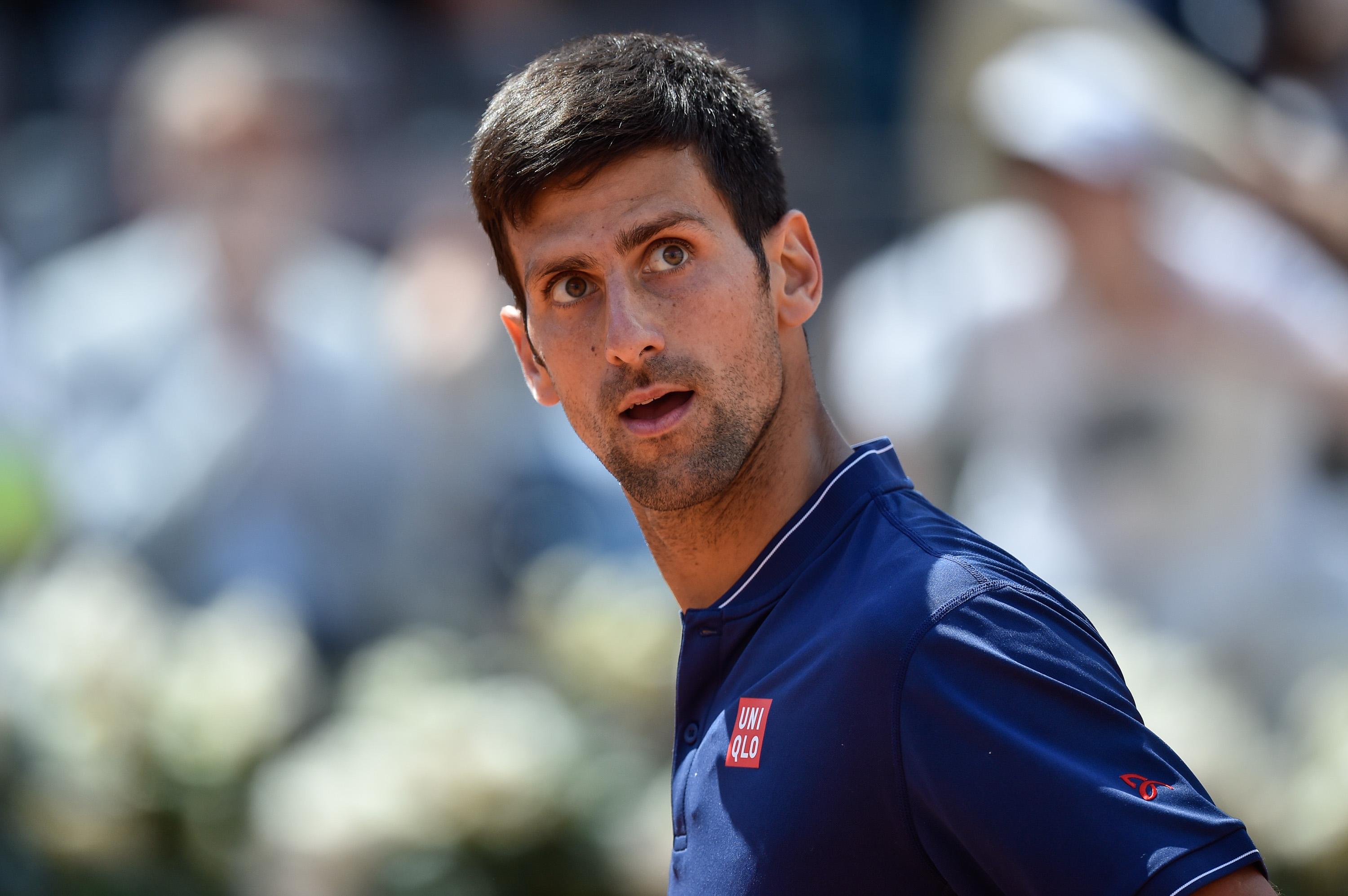 Novak Djokovic announces Andre Agassi as new coach ahead of French Open