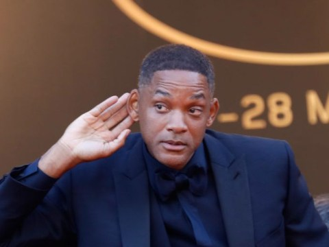 Watch Will Smith get jiggy wit' it as hit song blasts down the Cannes Film Festival red carpet