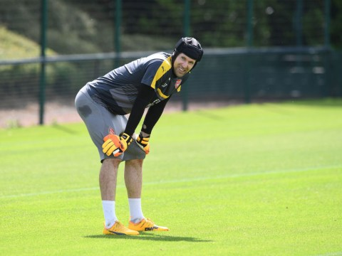 Arsenal star Petr Cech devastated at FA Cup final snub by Arsene Wenger