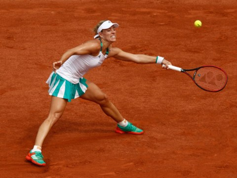 World No. 1 Angelique Kerber makes unwanted piece of history with first round loss at French Open