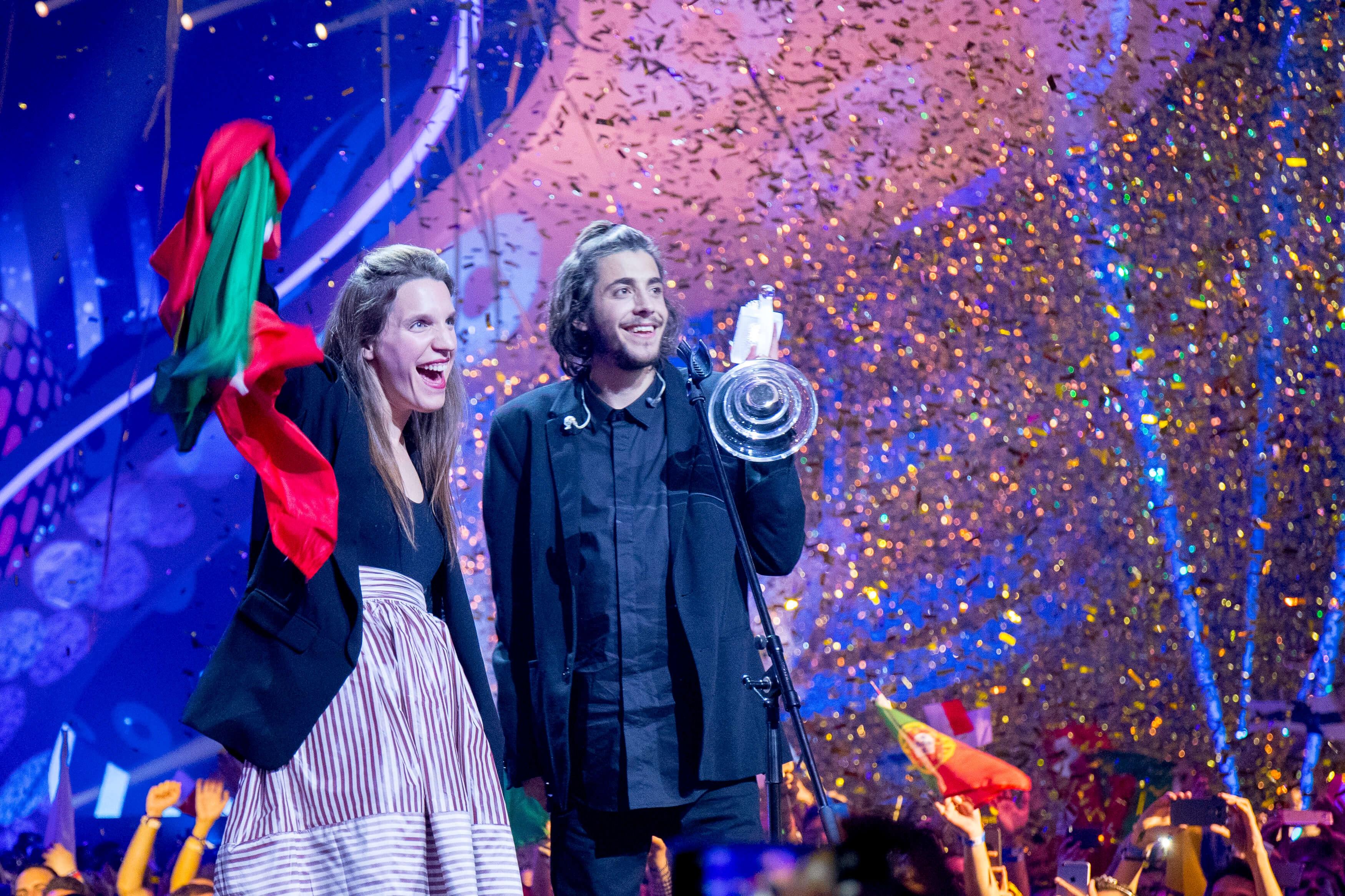Eurovision 2017 winner Salvador Sobral originally found fame on Portugese Pop Idol