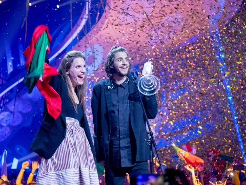 Eurovision 2017 winner Salvador Sobral originally found fame on Portugese Pop Idol