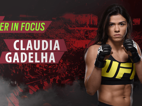 Fighter In Focus: Claudia Gadelha back on title charge against Karolina Kowalkiewicz at UFC 212