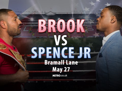 Metro.co.uk's Big Fight Preview Kell Brook vs Errol Spence Jr: Local lad aims for fairytale Sheffield return