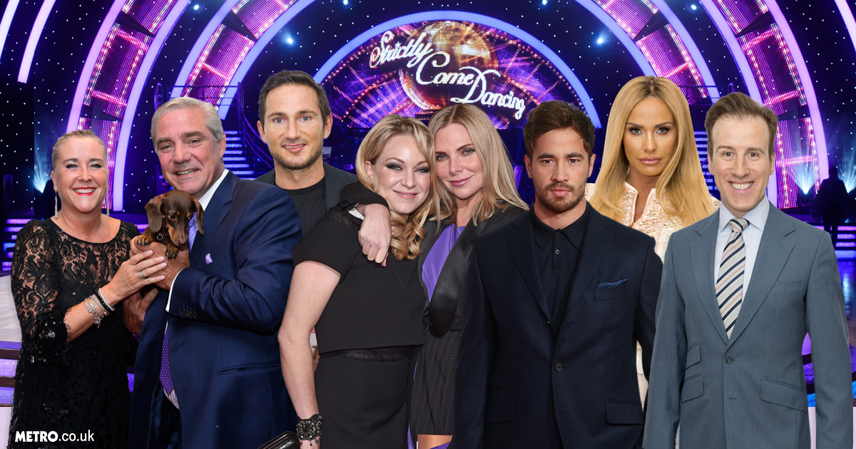 Strictly Come Dancing line-up: All the stars who could be hitting the dancefloor for the next series
