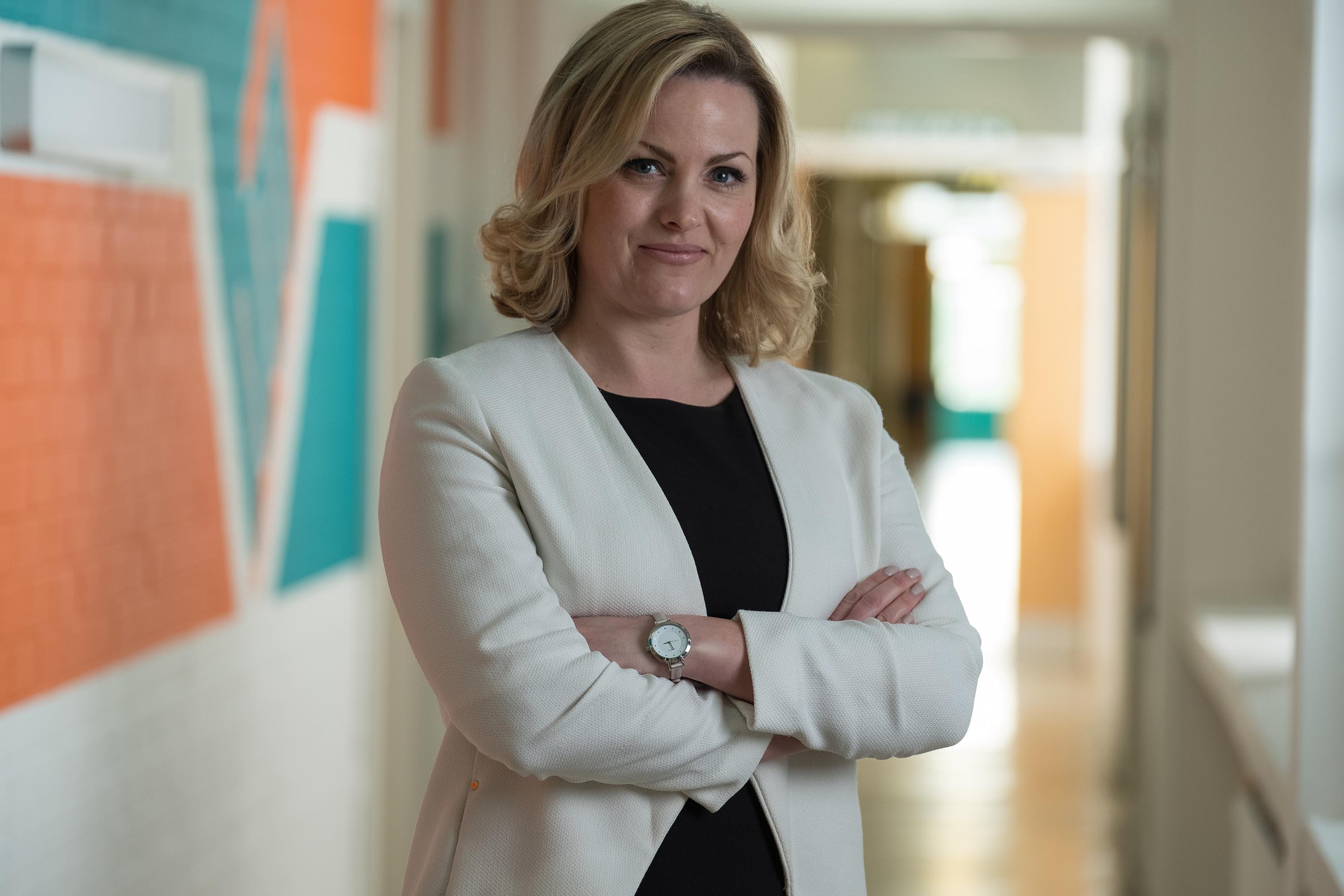 Ex EastEnders star Jo Joyner reveals school drama Ackley Bridge gossip and is excited to be working with best friend Sunetra Sarker again