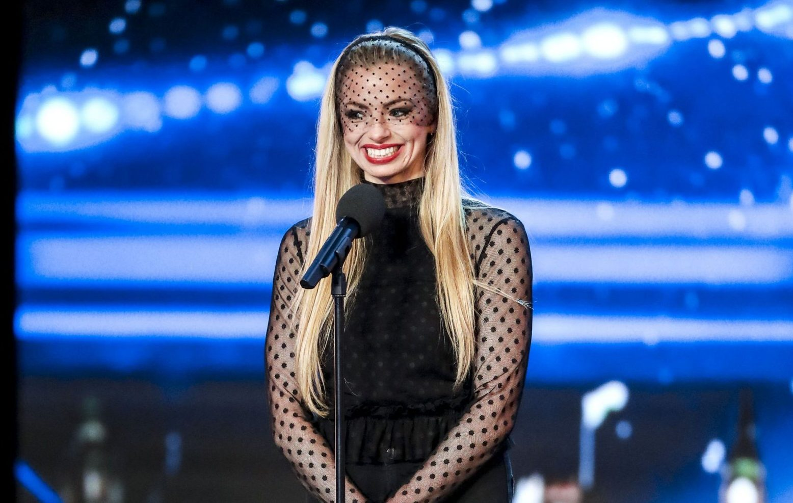 Embargoed to 0001 Saturday April 29 MANDATORY CREDIT REQUIRED: TOM DYMOND/SYCO/THAMES ITV undated handout photo of Josephine Lee during the audition stage for ITV1's talent show, Britain's Got Talent. PRESS ASSOCIATION Photo. Issue date: Saturday April 29, 2017. See PA story SHOWBIZ BGT. Photo credit should read: Tom Dymond/Syco/Thames/PA Wire NOTE TO EDITORS: This handout photo may only be used in for editorial reporting purposes for the contemporaneous illustration of events, things or the people in the image or facts mentioned in the caption. Reuse of the picture may require further permission from the copyright holder.