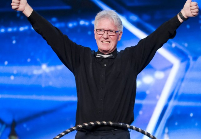 Embargoed to 2115 Saturday May 6 MANDATORY CREDIT REQUIRED: TOM DYMOND/SYCO/THAMES ITV undated handout photo of John Parnell during the audition stage for ITV1's talent show, Britain's Got Talent. PRESS ASSOCIATION Photo. Issue date: Saturday May 6, 2017. Photo credit should read: Tom Dymond/Thames/Syco/PA Wire NOTE TO EDITORS: This handout photo may only be used in for editorial reporting purposes for the contemporaneous illustration of events, things or the people in the image or facts mentioned in the caption. Reuse of the picture may require further permission from the copyright holder.