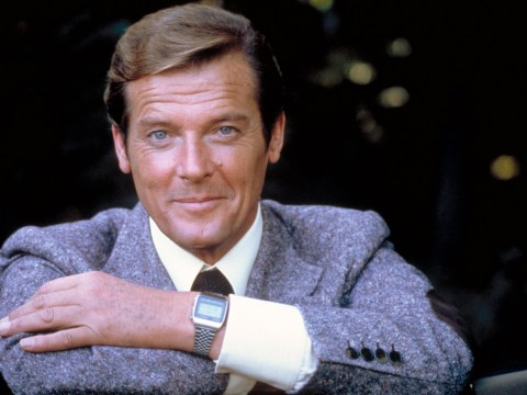 James Bond franchise releases touching tribute video to Sir Roger Moore's best moments