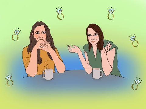 Conversations with Bibi & Alice: Is life better for singles or married people?
