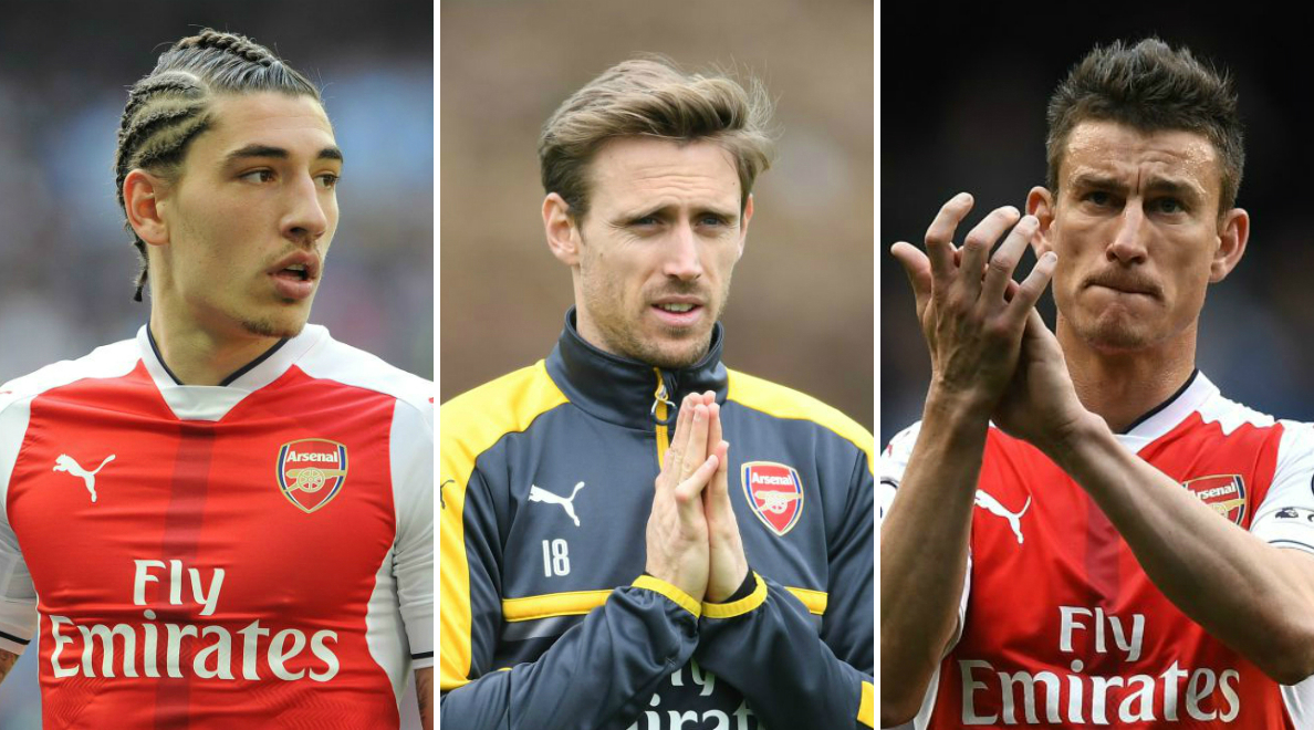 Arsenal to be raided for THREE stars as lack of Champions League football hits hard