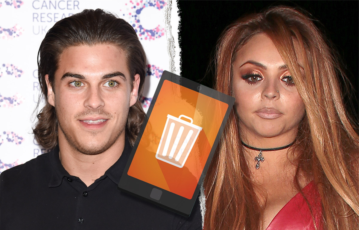 Chris Clark dumped Little Mix's Jesy Nelson by PHONE confirms TOWIE co-star