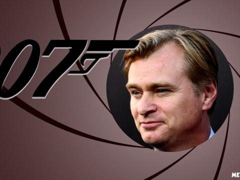 Christopher Nolan addresses Bond directing rumours