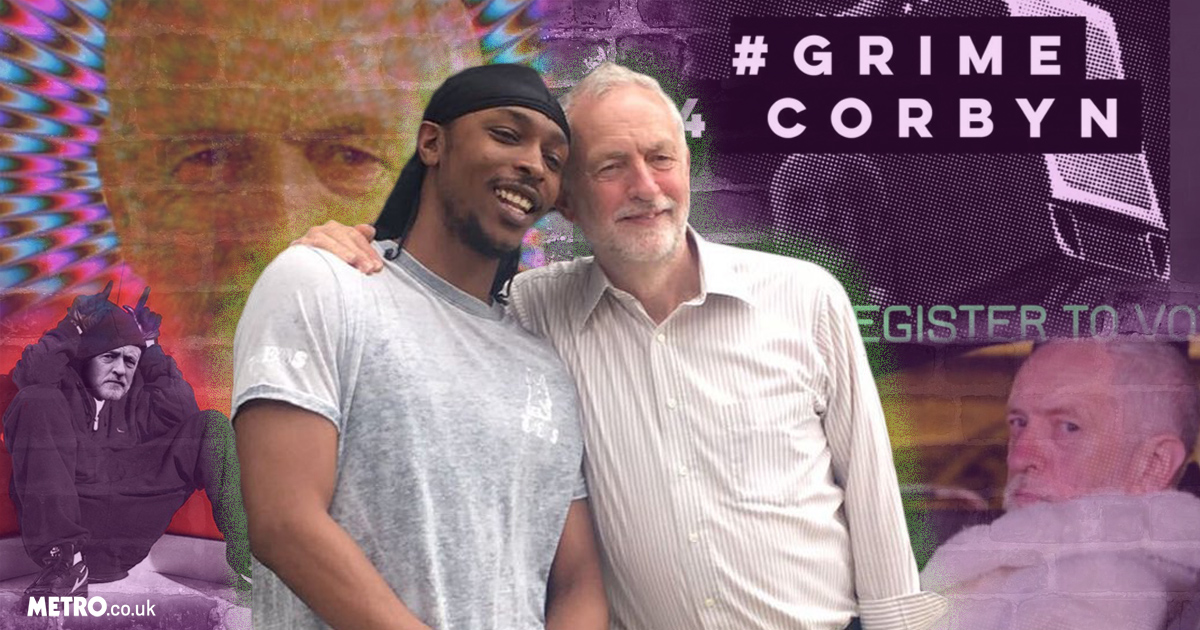 #Grime4Corbyn is this election's unexpected fandom