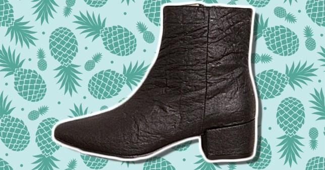 Future of vegan footwear? (Picture: Bourgeois Boheme; Shutterstock)