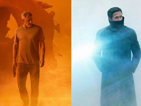 Stunning Blade Runner 2049 movie posters tease a bleak yet beautiful sci-fi dystopia