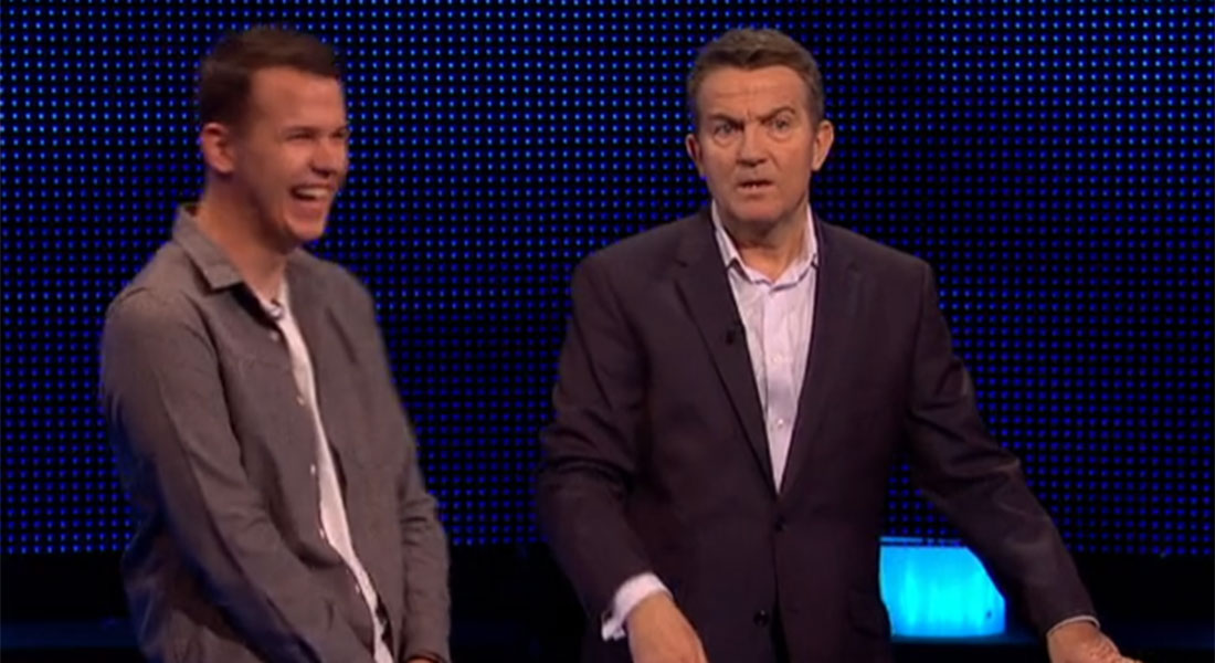 Bradley Walsh 'slaps contestant' on The Chase for buzzing in too soon