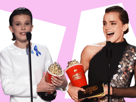 Emma Watson and Millie Bobby Brown lead the MTV Movie and TV Awards winners list