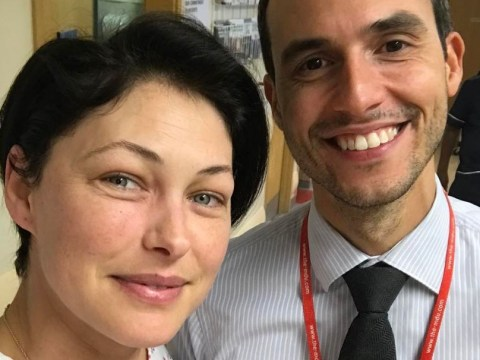 Emma Willis rushed to hospital and 'wheeled into theatre' with appendicitis