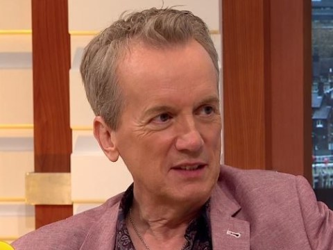 Frank Skinner says giving technology to toddlers is raising a 'serial killer assembly line' on Good Morning Britain