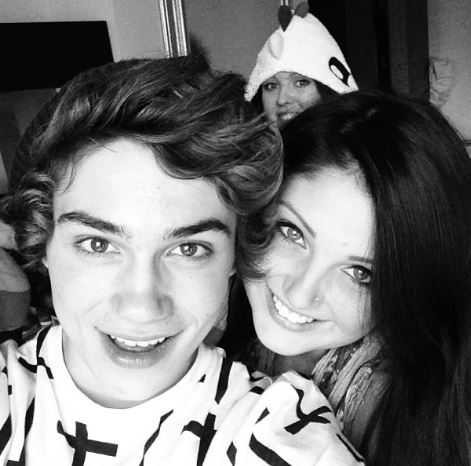 George Shelley pays heartbreaking tribute to late sister who would've turned 22 on Christmas Day