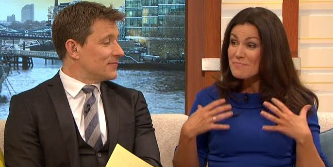 Susanna Reid Relives Emotional Child Actress Days With Dame