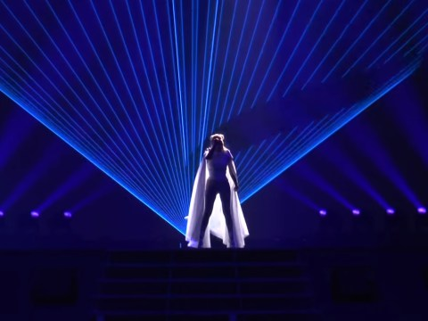 Iceland gives you wings at Eurovision this year – once their luggage arrives, anyway…