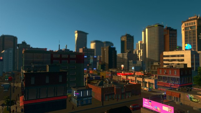 Cities: Skylines - Xbox One Edition (XO) - no danger of a Godzilla invasion here