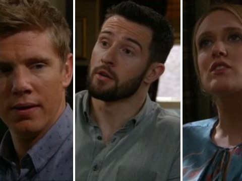 Emmerdale spoilers: Vengeful Rebecca White encourages Ross Barton to blackmail Robert Sugden