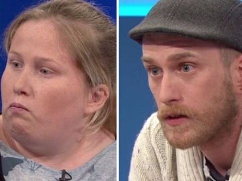 The Jeremy Kyle Show's latest dilemma almost ended in a physical fight