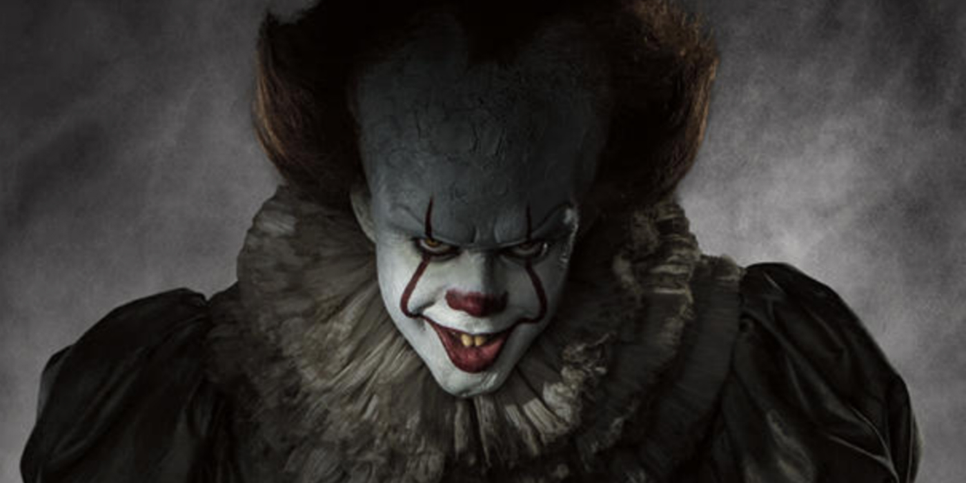 The terrifying trailers for Stephen King's It aren't getting any easier to watch
