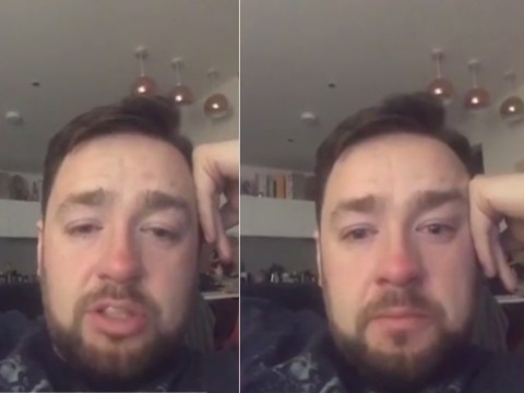 'Hatred is winning': Jason Manford breaks down in tears after terror attack at Ariana Grande show