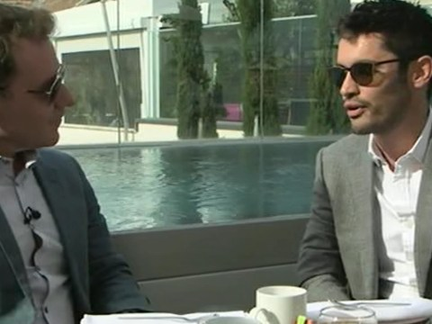Jean-Bernard Fernandez-Versini dodges 'awks' Cheryl and baby Bear question on Good Morning Britain