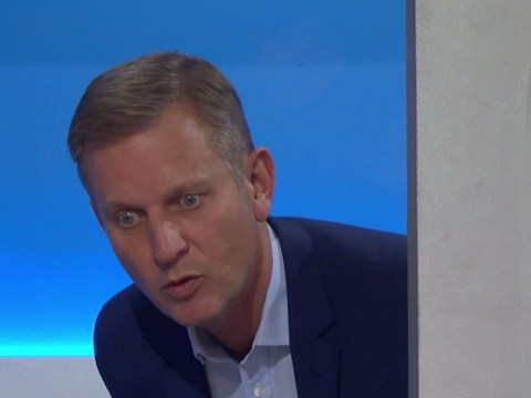 Jeremy Kyle guest leaves host quaking in the wings as he argues with his 'half-sister'