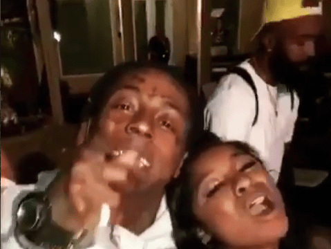 Proof Lil Wayne has the best dad dancing skills