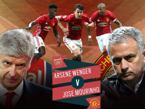 Jose Mourinho's misfit XI will be primed to cause Arsene Wenger's Arsenal more humiliation