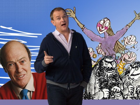 Fantastic Mr Bonneville! Hugh Bonneville to play Roald Dahl in new biopic