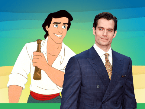 Henry Cavill favourite amongst Disney fans to play Prince Eric in the live-action Little Mermaid movie