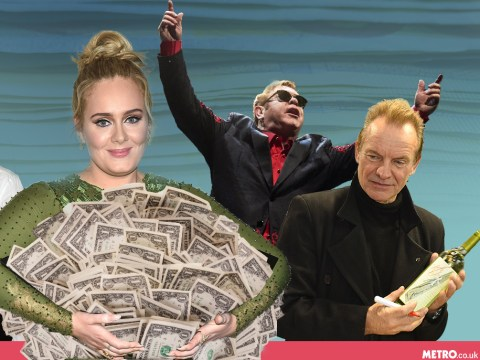Adele could become 'highest-earning artist of all time' after topping under-30s music rich list