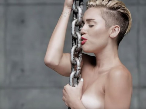 Miley Cyrus really regrets swinging naked on a wrecking ball