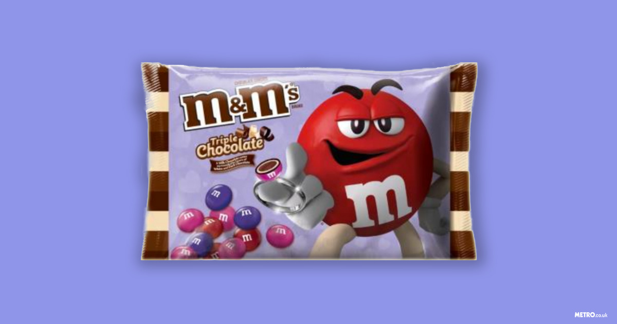 Chocoholics rejoice! Triple Chocolate M and M's are coming