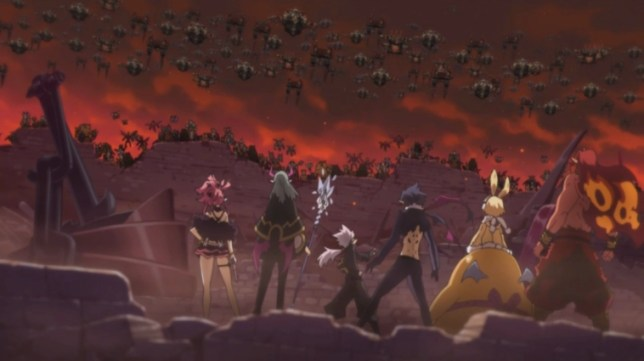 Disgaea 5 Complete (NS) - funny strategy