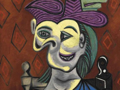 Famous Picasso painting sells for £35,000,000 at auction