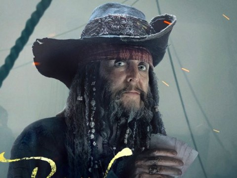 Paul McCartney shares first-look photo of his Pirates Of The Caribbean character