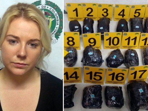 Woman stopped en route to London with £1,000,000 of cocaine in her suitcase
