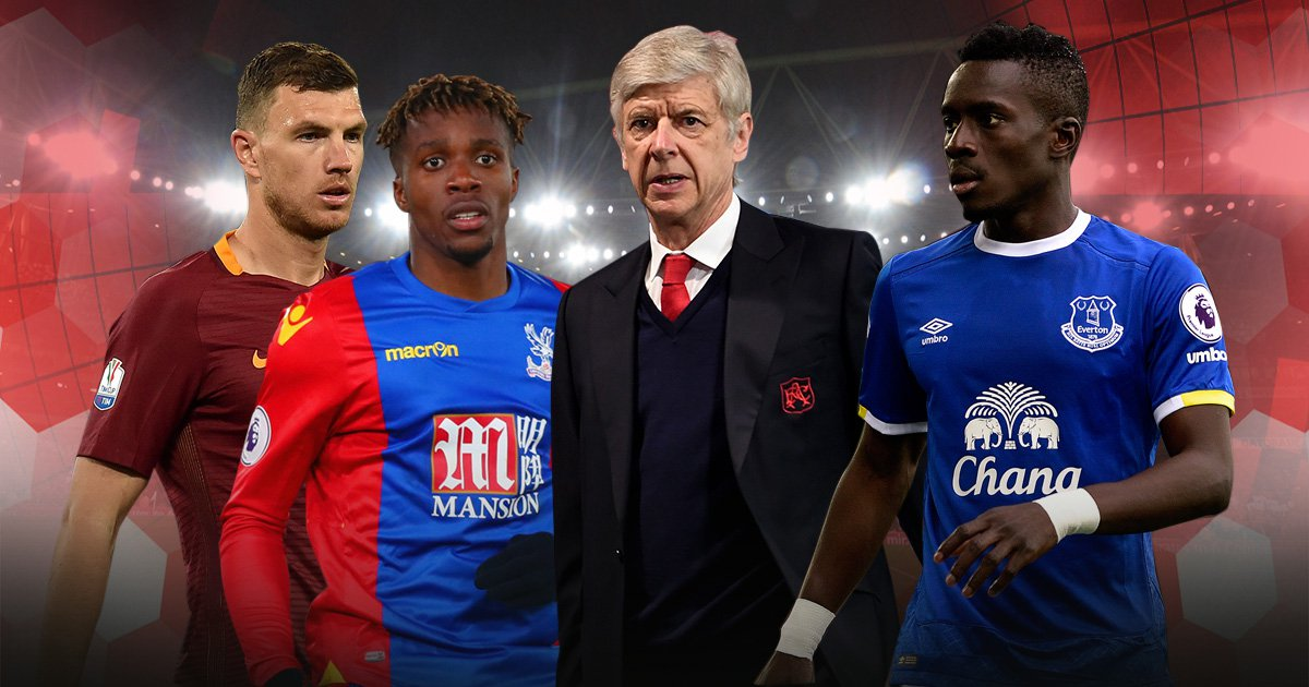 Michy Batshuayi, Idrissa Gueye: Arsenal's alternative transfer wish list for life out of the Champions League