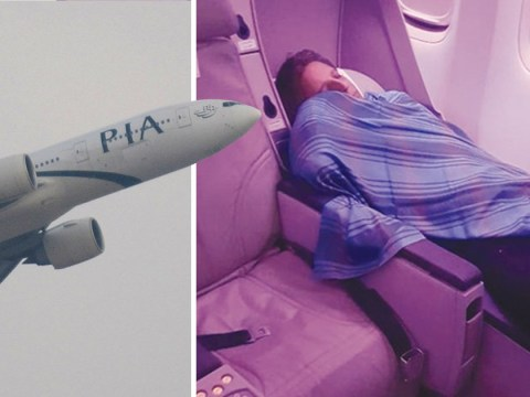 Pilot 'caught napping in business class while plane was flown by trainee'