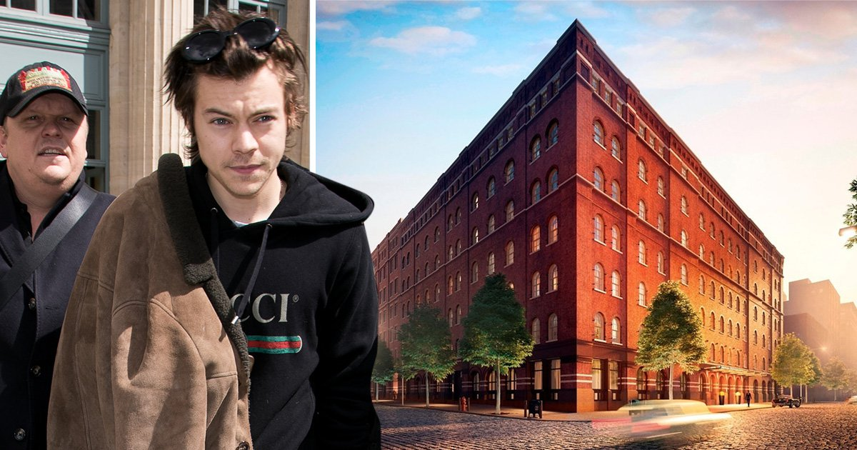 Harry Styles 'secretly forks out £6.9million on swanky New York City apartment complete with 71-foot swimming pool'
