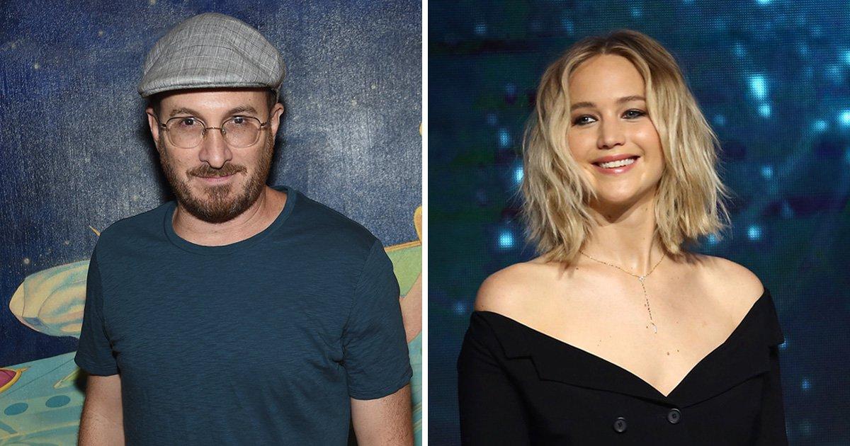 Jennifer Lawrence gushes about director boyfriend Darren Aronofsky: 'We had energy'